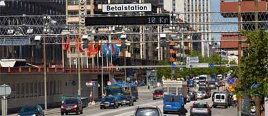 Congestion charge gets green light