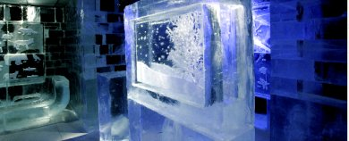 Sweden's ice bar invites Shanghai to chill
