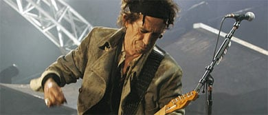 Keith Richards lashes out at Swedish tabloids