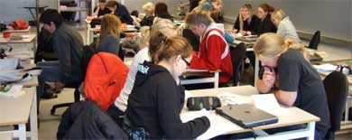 More pupils fail to make the grade