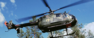 Helicopter crash leaves four dead