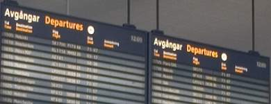Record departures for high-flying Swedes
