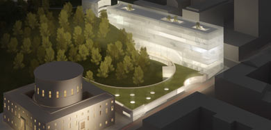 Controversial choice for new Stockholm library