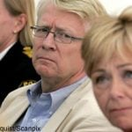 Sweden's police chief 'quits' after row