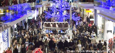 Swedes buy green - but still love Christmas consumption