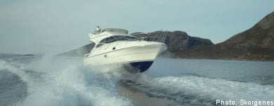 Stolen yacht recovered in bizarre circumstances