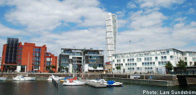 More Swedes expect falling real estate prices