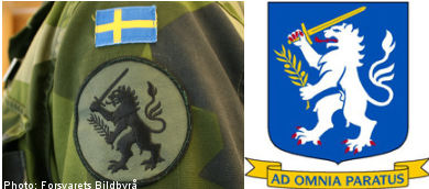 Heraldists want penis reinstated on military badge