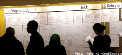 More young Swedes depend on welfare