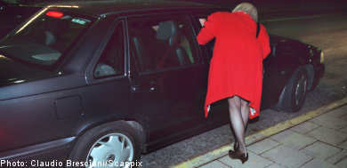 Sweden to evaluate effects of prostitution law