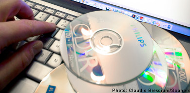 Conviction in Swedish file sharing case