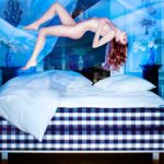 Bed maker denounced for 'objectifying women'
