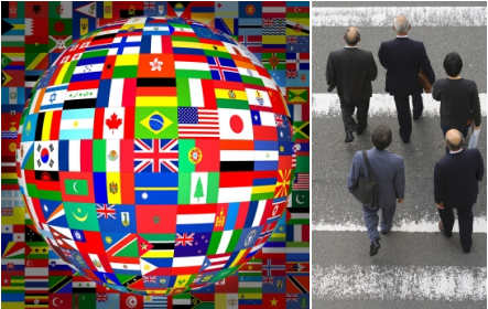 Inequality thrives in Stockholm's embassy world