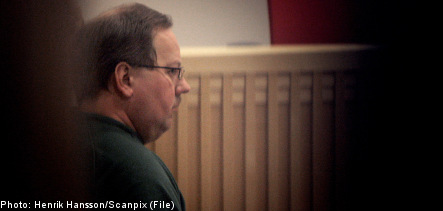 Anders Eklund charged in Engla killing