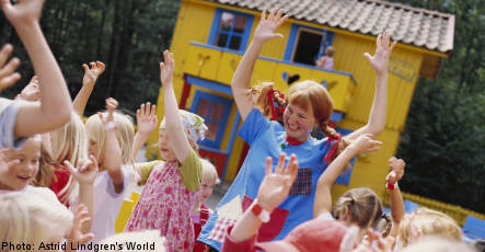 Vimmerby a perfect summer outing for fun-starved families