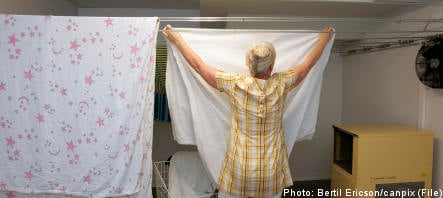 Tenants pine for laundry room feuds