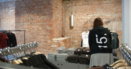 Fashion outlet sets up shop in Swedish countryside