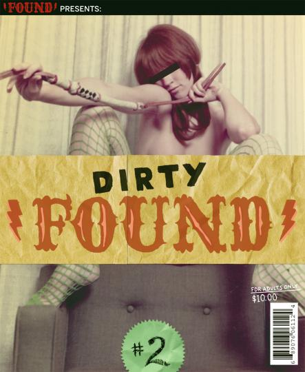 Dirty Found, issue 2