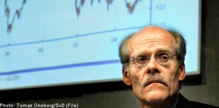 Riksbank lowers repo rate by 0.5 percent