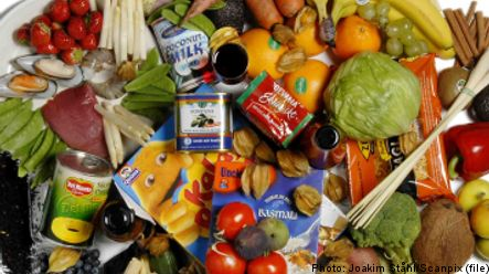 Fruit and veg imports behind rise in food poisoning