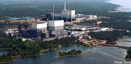 Nuke plant faulted for using janitors as guards