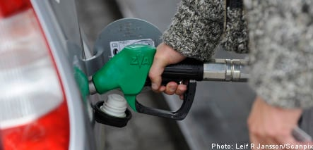 Liberal Party looks to rescue petrol stations