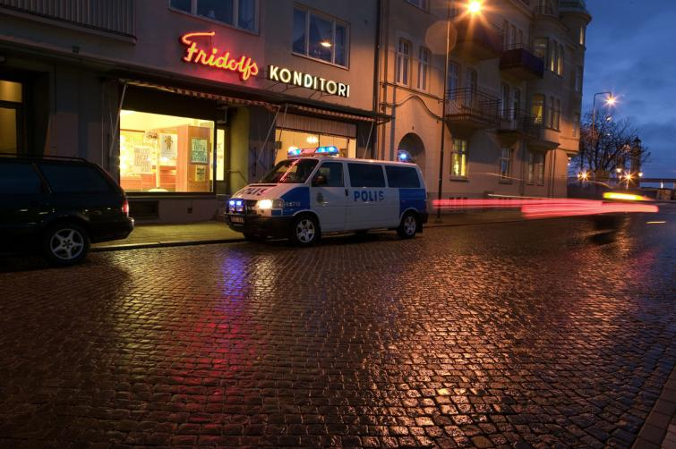 A blood-drenched visit to Ystad