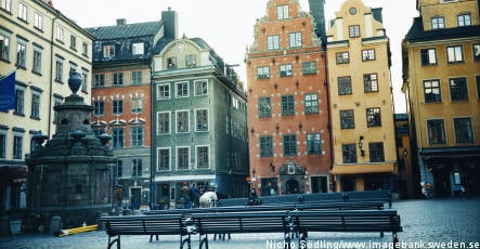 Gamla Stan gets high marks in National Geographic ranking