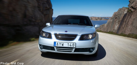 GM considers ditching Saab: report