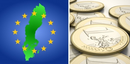 More ayes for the EU, fewer nays for the euro