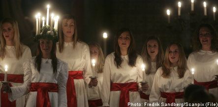 Boys blocked from bearing 'girls-only' Lucia crown