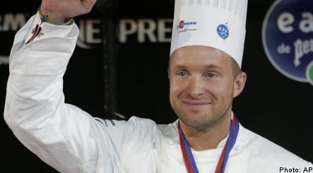Swede places second in prestigious cooking contest
