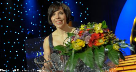 Skier Kalla named Sweden's Sports Personality of the Year