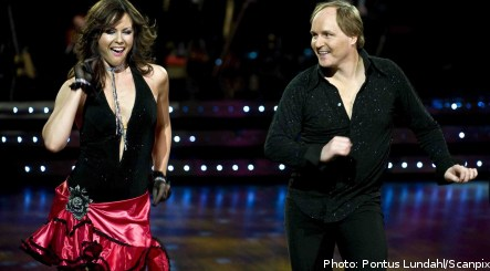 Alling sets the pace in Let's Dance premier