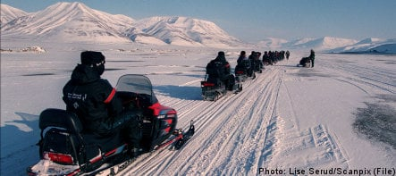 Alcohol fuels snowmobile death toll