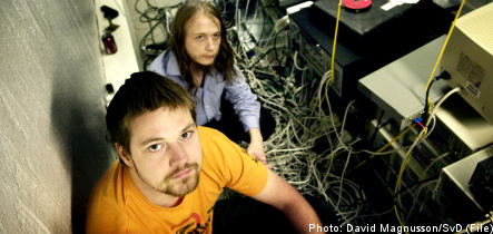 Suspects defend Pirate Bay 'hobby'