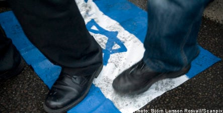 'Anti-Semitism on the rise in Sweden'