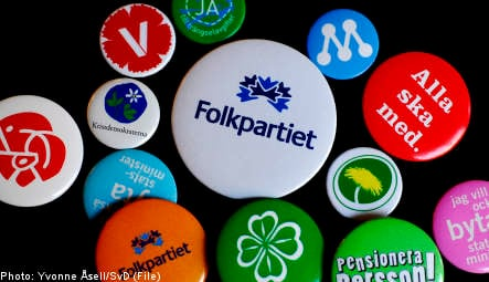 Swedes abandon political parties in droves