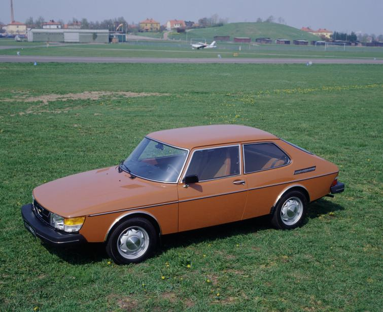 Saab 900 GL Combi Coupé<br>Manufactured in 1979Photo: GM