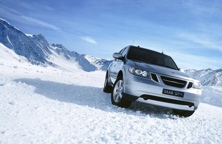 Saab 9-7X<br>Manufactured in 2006Photo: GM