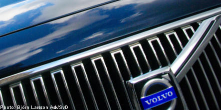 Sale of Volvo Cars advancing: report