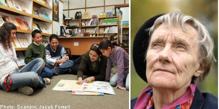 Astrid Lindgren prize to Palestinian education group