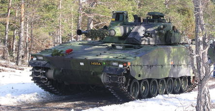 Explosive growth for Swedish arms exports in 2008