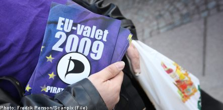 Brussels seat in sight for Pirate Party
