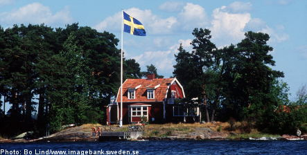 Foreigners buying up more Swedish holiday homes