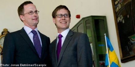 May Day nuptials for same-sex couples