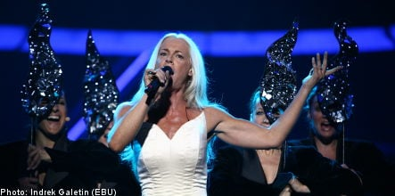 Ernman takes Sweden to Eurovision finals