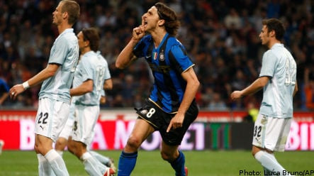 Ibrahimovic silences critics as Inter close in on title