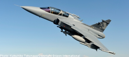 Thailand to delay Gripen purchase: report