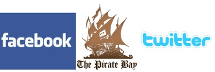 Pirate Bay served with Dutch lawsuit via Twitter and Facebook